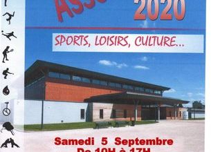 Forum des associations - 8 septembre 2018